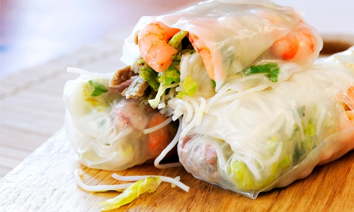 Pho Vinh - San Carlos: 50% Off Appetizer with Purchase of 2 Bowls of Pho at Pho Vinh