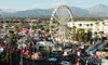 2014 Los Angeles County Fair - Gate 17: 2014 Los Angeles County Fair Visit for Two or Four on August 29 Through September 28 (Up to 51% Off)