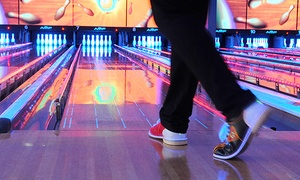 World Of Bowling at The Corn Exchange Edinburgh: One-Hour Bowling and Large Pizza for Up to Six at World Of Bowling at The Corn Exchange