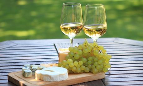 Degustación de quesos, cata de 2 vinos y selección de botella vino para 2 o 4 desde 19,95 € en Food Market Barceló