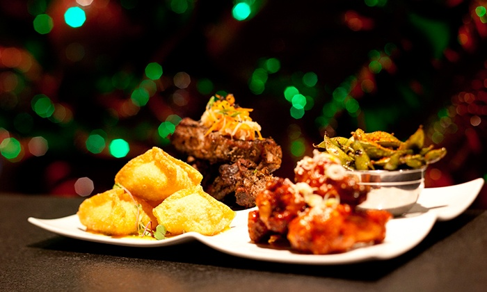 Infusion Lounge - Downtown: $20 for $40 Worth of Pan-Asian Food and Drinks at Infusion Lounge