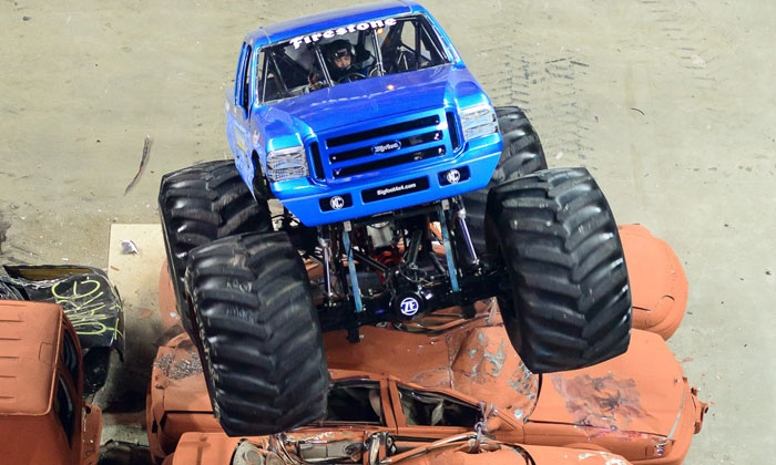 Monster Truck Nationals - Sears Centre Arena: Monster Truck Nationals on Friday, March 4, at 7:30 p.m.