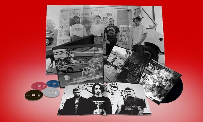 Rage Against the Machine 20th Anniversary Box Set: Rage Against the Machine 20th Anniversary Box Set. Free Returns.