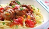 Italiano's Grill & Bar - Knotty Pine Acres: Three-Course Italian Meal for Two, Four, or Six at Italiano's Grill & Bar in West Palm Beach (Up to 58% Off)