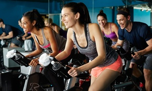 Union Ryde: Eight Spinning Classes or One Month of Unlimited Classes at Union Ryde (Up to 82% Off)
