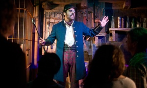The San Francisco Dungeon: Admission for Two or Four and Guidebook at The San Francisco Dungeon (Up to 40% Off)