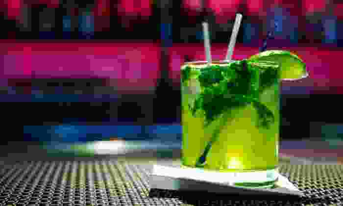 Chicago Mixology - The Grid - Near North Side: Two-Hour Mixology Boot Camp for One or Two from Chicago Mixology – The Grid (Up to 59% Off)