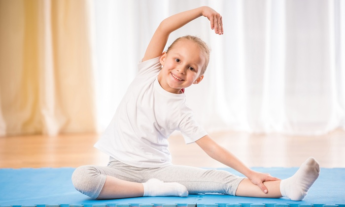Yoga Company - Virginia Beach: 6 or 12 Children's Yoga Classes at Yoga Company (Up to 51% Off)