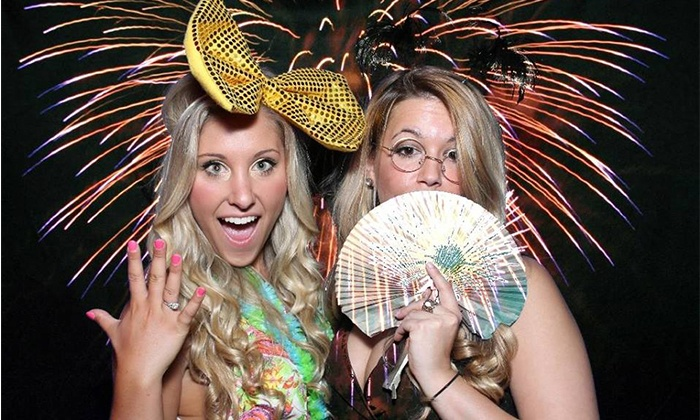 Bliss Photo Booth - Moseley: Three-Hour Social-Media Photo-Booth Rental from Bliss Photo Booth (Up to 55% Off). Two Options Available.