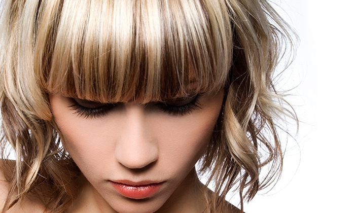 Expressions of Beauty - Northtown: Up to 56% Off Hair Color and Repair Treatments at Expressions of Beauty