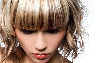 Up to 56% Off hair color and repair treatments at Expressions of Beauty