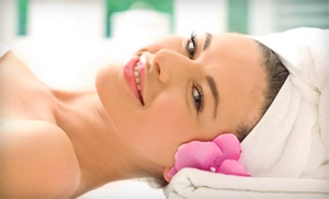 Vibha Life: 45-Minute Microcurrent Body Treatment or a 60-Minute Microcurrent Facial at Vibha Life (Up to 76% Off)