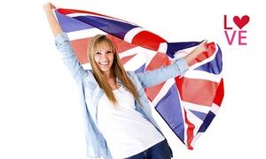 SPEAKEASY GROUP: Corso di inglese di 4 mesi per una o 2 persone da SpeakEasy Group (sconto fino a 90%)