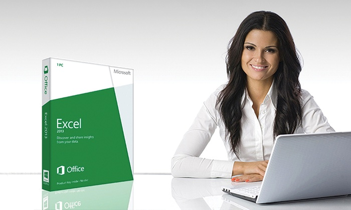 $19 for a Basic or Advanced Excel Course, or $29 for Both, Redeemable  Online (Don't Pay up to $220)