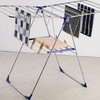 Foldable Gullwing Drying Rack for Garments