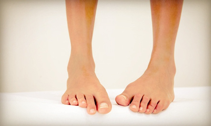 North Lakeland Foot Clinic - Gabriel Center: $179 for Laser Toenail-Fungus Removal for Both Feet at North Lakeland Foot Clinic ($1200 Value)