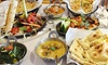 Bombay Grill - Briarcliff Manor: Indian Dinner with Wine or Indian Dinner Buffet for Two or Four at Bombay Grill (Up to 53% Off)