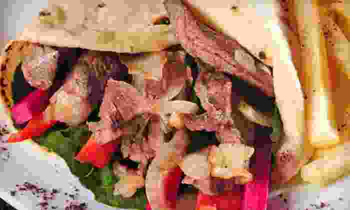 Al-Tarboush Deli - St. Louis: Lebanese Food at Al-Tarboush Deli (Half Off). Two Options Available.