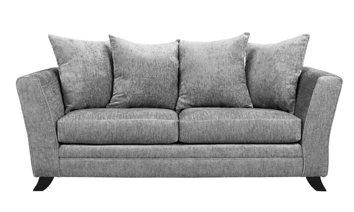 2 Piece Fabric Sofa Set For 163 399 Groupon Goods
