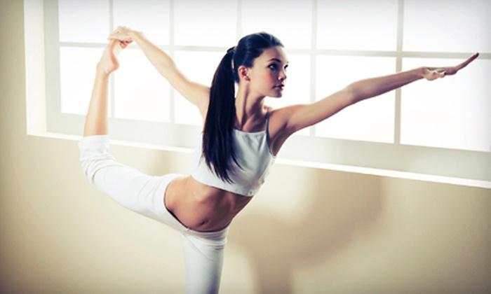 Bikram Yoga Auburn and Bikram Yoga Westboro - Multiple Locations: 5, 10, or 15 Classes at Bikram Yoga Auburn and Bikram Yoga Westboro (Up to 83% Off)