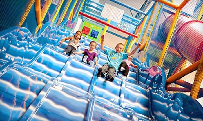 FunBelievable Play - FUNBelievable Play: $20 for Four Open Play Sessions at FunBelievable Play in Lakeside ($40 Value)