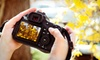Inspired Photography - Central Business District: Two-Week Beginner-Photo Course, Four-Week Intermediate Course, or Both at Inspired Photography (Up to 64% Off)