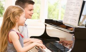 Musikschule Stein: 1, 3 oder 6 Monate Klavierkurs (Gruppenunterricht) für 1 Person in der Musikschule Stein (bis zu 74% sparen*)