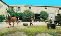 Voyage dans le temps au Vieux Mas avec des entrées pour adultes et enfants dès 10,90 € chez le Vieux Mas