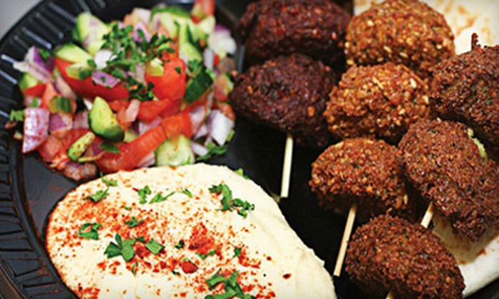 Falafelicious - Northridge: Falafels and Mediterranean Cuisine at Falafelicious (Half Off)