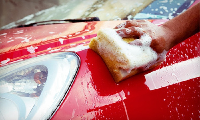 Red Tub Car Wash - Stone Oak: One or Two Basic or Special Hand Car Washes at Red Tub Car Wash (Up to 60% Off)