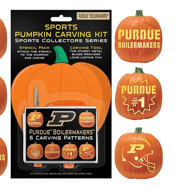 Ncaa Pumpkin Carving Kit Groupon Goods