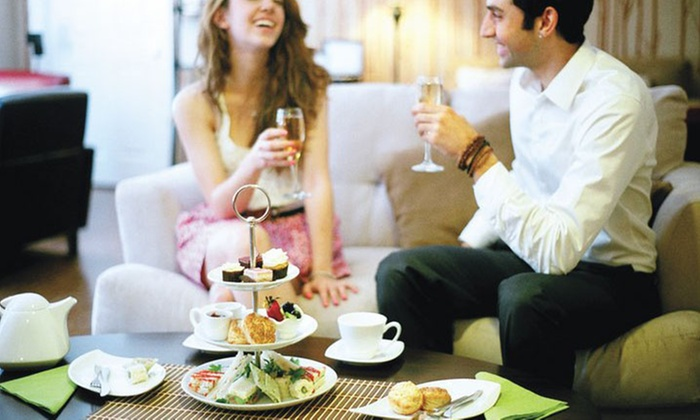 T-Buds - Yonge-Lawrence Village: C$32 for a Winter Afternoon Tea Service for Two at T-Buds (C$62 Value)
