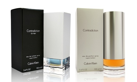 Calvin Klein Contradiction for Men and Women (3.4 Fl. Oz.)