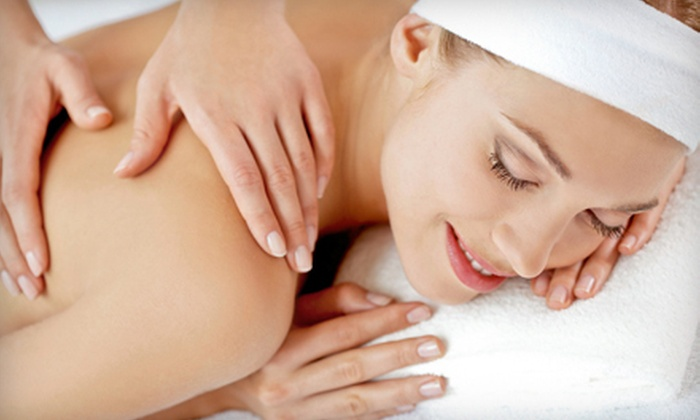 Elite Body Spa & Laser Center and Salon Nikol - South Common: Massage and Spa Services at Elite Body Spa & Laser Center and Salon Nikol (Up to 51% Off). Three Options Available.