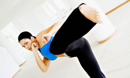 $39 for One Month of Unlimited Kisado Kickboxing Classes Plus Boxing Gloves at Tiger Rock Academy ($124 Value)