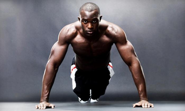 L&S Fitness Studio - Orange: 10 Fitness Classes or One Month of Unlimited Fitness Classes at L&S Fitness Studio (Up to 79% Off)