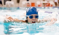 $90 for Swimming Lessons for Children at Onehunga Swimming Club (Up to $140 Value)