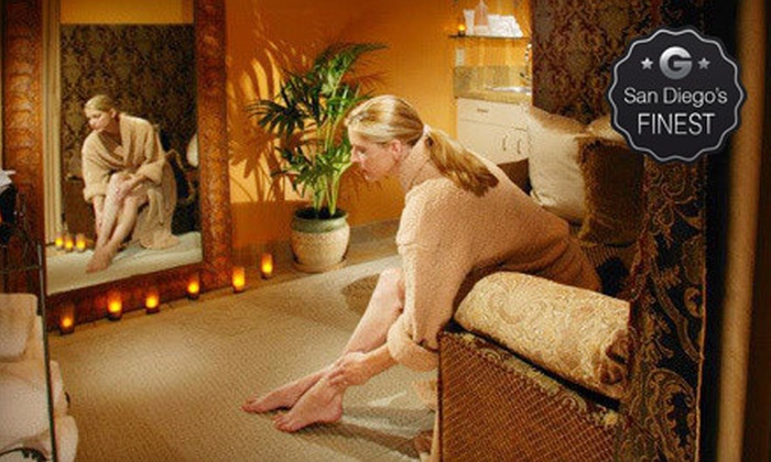 Spa Gregorie's - North City: $45 for $90 Worth of Spa and Salon Services at Spa Gregorie's
