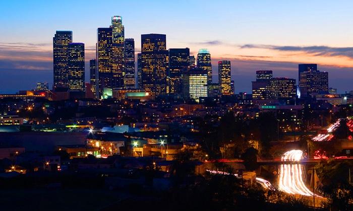 Groupon Los Angeles Car Service