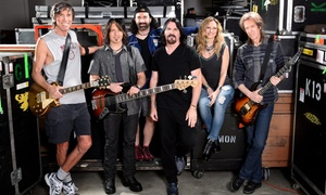 BOSTON: BOSTON at The Ford Center on Wednesday, July 15, at 7 p.m. (Up to 22% Off)