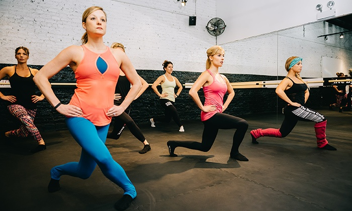 The Barre Code Plano - The Barre Code Plano: Three or Five Barre Classes at The Barre Code (Up to 45% Off)