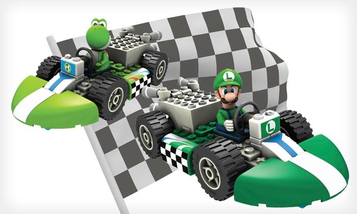 K'Nex Mario Kart Wii Building Sets: $5.99 for a K'Nex Mario Kart Wii Building Set ($16 List Price). Multiple Characters Available.