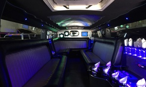 Hummer 4 Hire: Four Hours of Limo Rental from Hummer 4 Hire (25% Off)