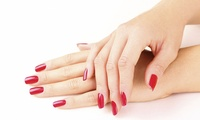 Shellac Manicure, Pedicure or Both at Ethike Nail Spa (Up to 47% Off)
