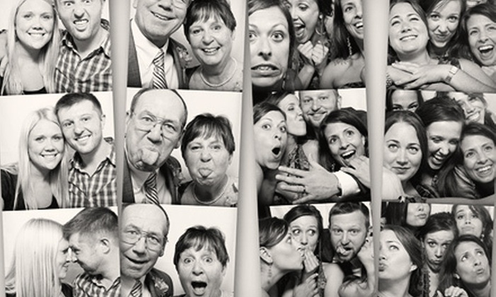 motoBooth - Scott's Addition: $375 for a Four-Hour Photo-Booth Rental from motoBooth ($750 Value)