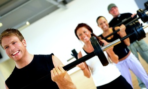 Eq Fitness: Four Weeks of Membership and Unlimited Fitness Classes at EQ Fitness (45% Off)