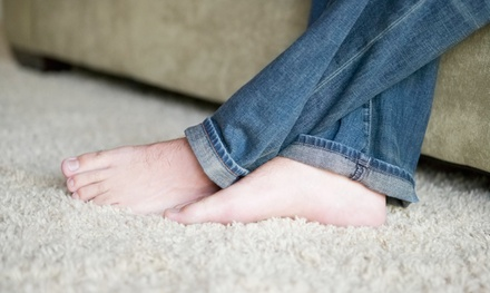 $69 for Carpet Cleaning for Up to 600 Square Feet from HyperActive Cleaning Technologies(Up to $168 Value)