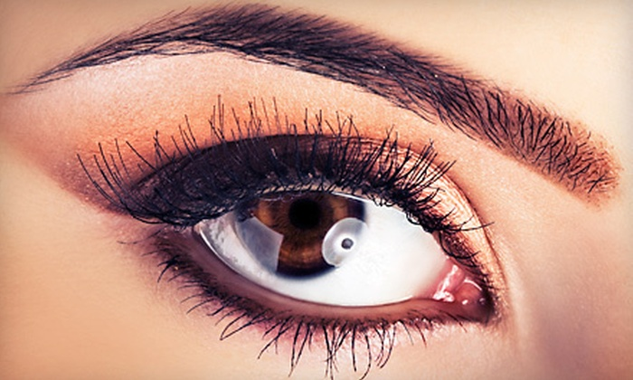 Brow Arch - Newtown: Four or Six Eyebrow Threadings with or without Upper-Lip Threadings at Brow Arch (Up to 54% Off)