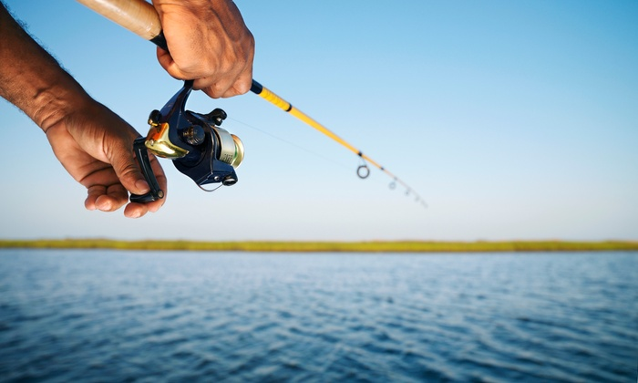 Cast And Blast Charters - Hamlin Heights: $206 for $375 Worth of Outdoor Supplies — Cast and Blast Charters