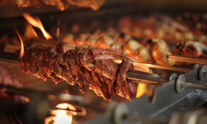 Pradaria Steaks & Churrascaria - Westchase: Brazilian Churrasco Dinner for Two, Four, or Six at Pradaria Steaks & Churrascaria (Up to Half Off)